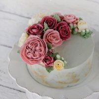 裱花蛋糕講師證書課程